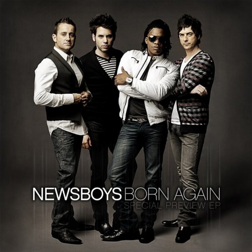 Born Again by Newsboys