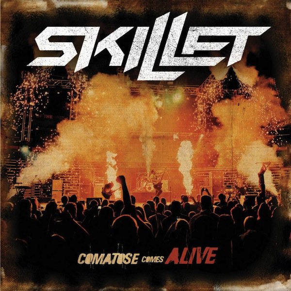Comatose Comes Alive by Skillet