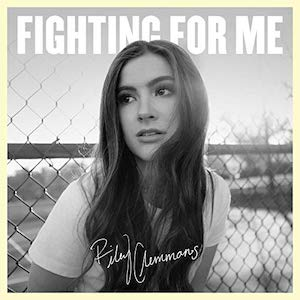Fighting For Me by Riley Clemmons