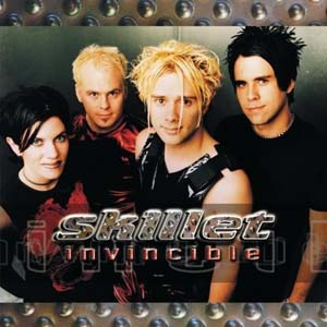 Invincible by Skillet