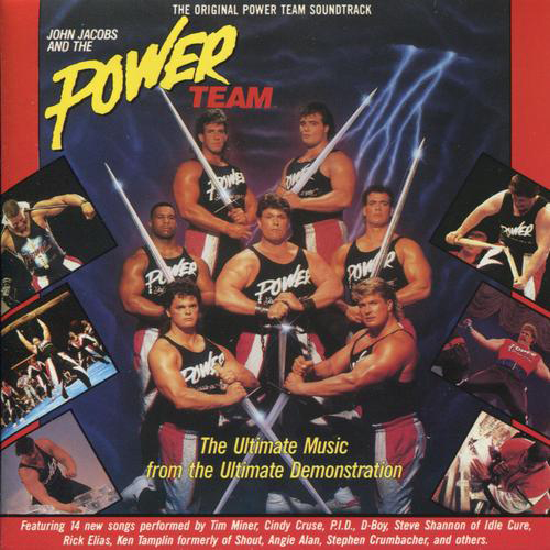 Power Team Soundtrack by Tim Miner