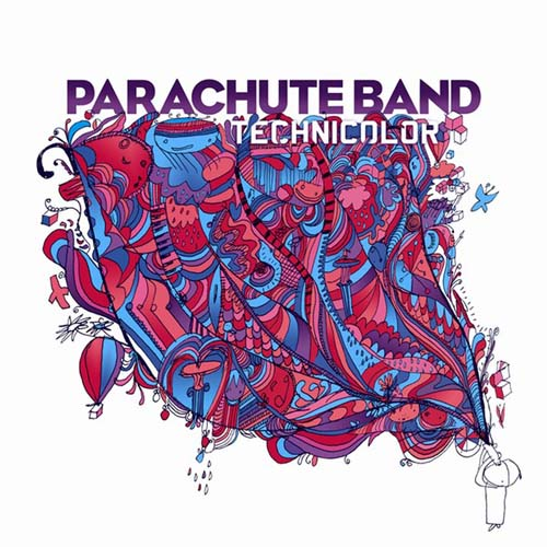 Technicolor by Parachute Band