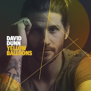 Yellow Balloons by David Dunn